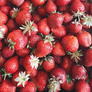Straberries Organic 1kg