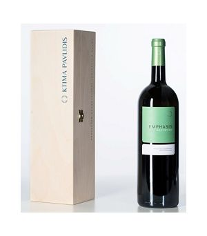 Emphasis Assyrtiko White Wine 1500ml (Year of Production: 2018)