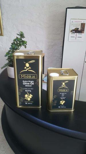 Mishkat Olive oil